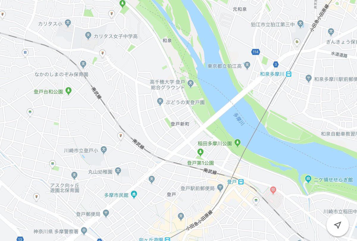 今朝 神奈川県川崎市の登戸駅付近で通り魔的事件が起きた被害者はカリタス小学校の児童と父兄で、スクールバスに乗る直前の出来事らしい予備校の講師をしていた私は 登戸駅の近くにあった川崎校で教えていたことがあった私にとって土地勘のある場所で起きた悲劇である#登戸 #小学生