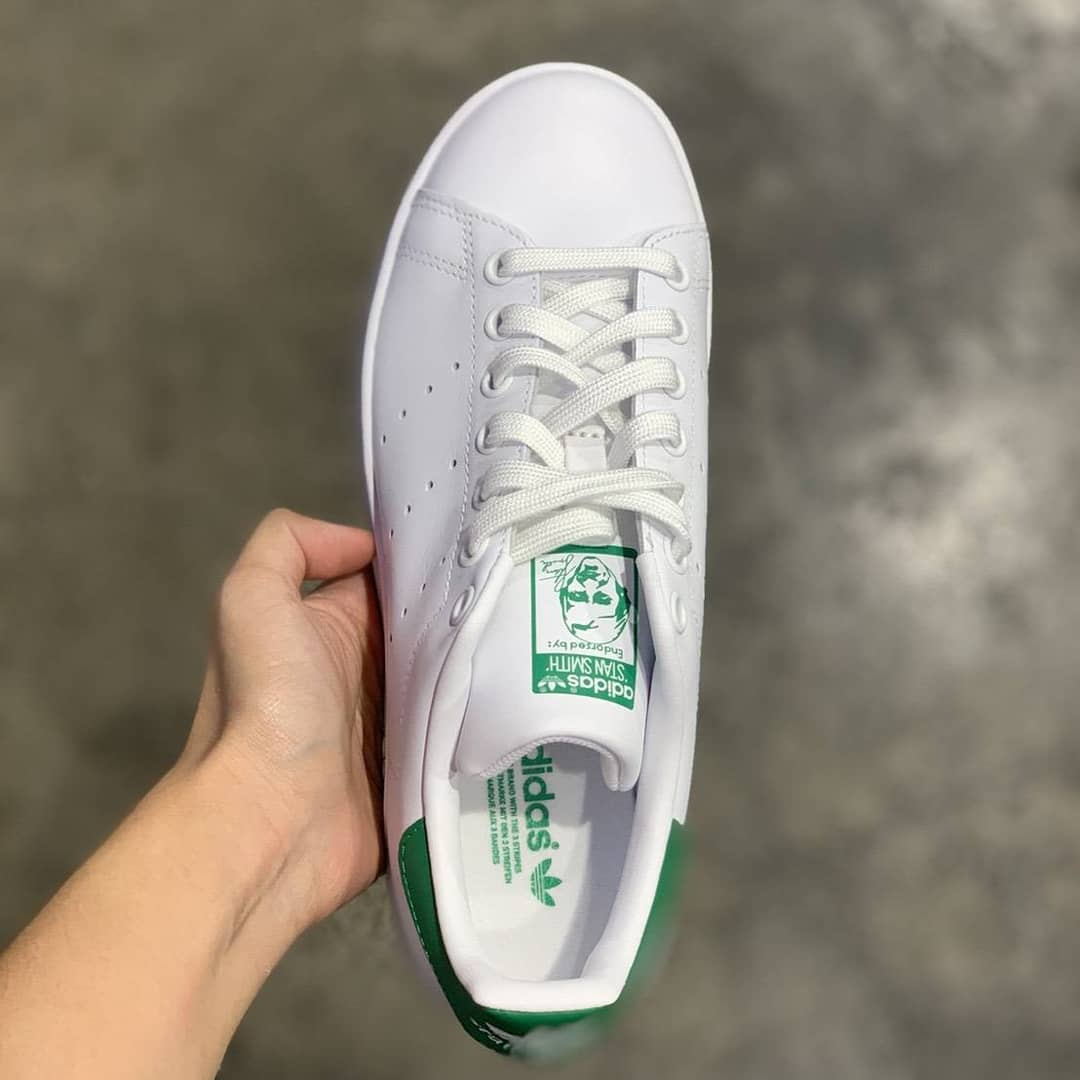 best service 942bb 2793c Adidas stan smith green พร้อมกล่อง Size: 3.5uk - 12uk 🔖3250 ...