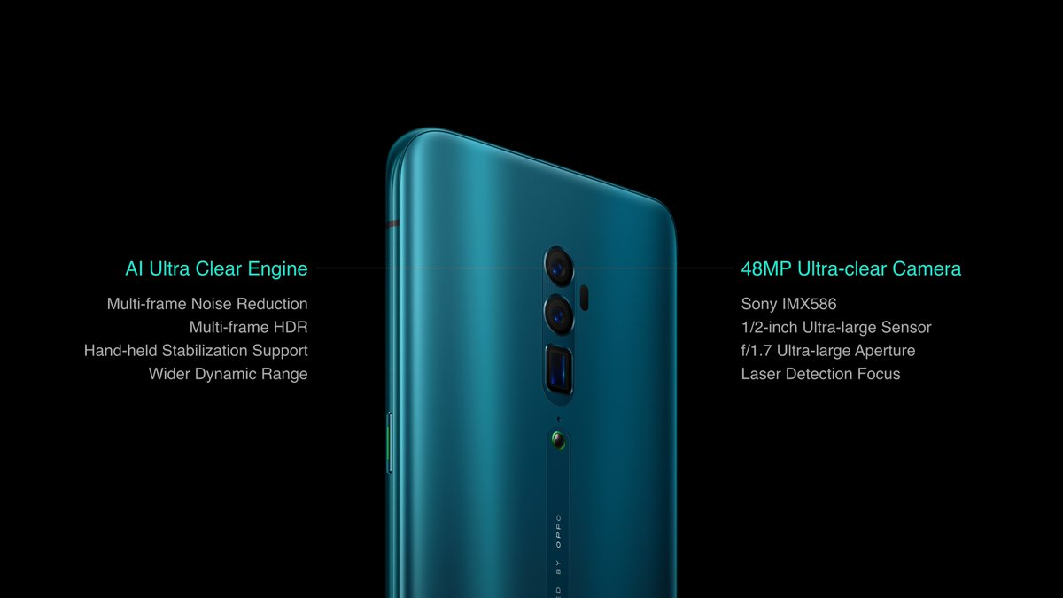 Oppo Reno and Oppo Reno 10x Zoom Edition will launch today, know features