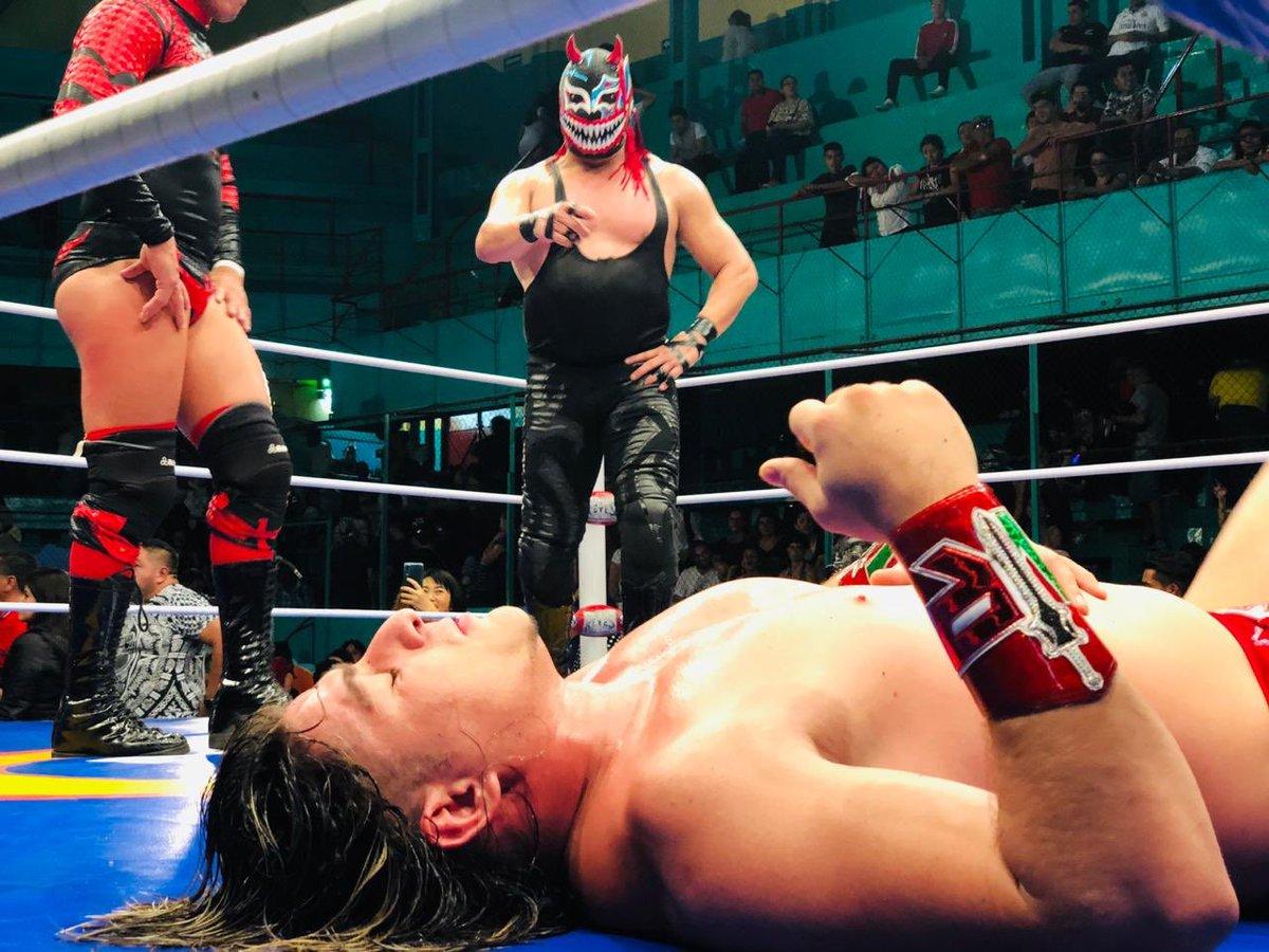 Una mirada semanal al CMLL (Del 23 al 29 de mayo de 2019) 15