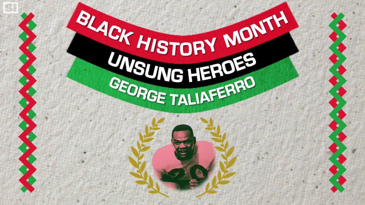 George Taliaferro, the NFL's First Black Draft Pick   Black History Month #BHM #BlackHistory #BlackHistoryMonth #draft #GeorgeTaliaferro #IndianaFootball #IUFootball #latest #magazine #News #nfl #NFLcombine #nfldraft #nflnews #nflplayo