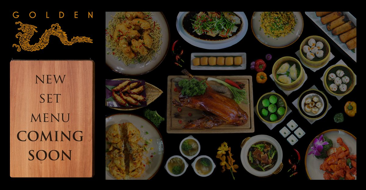 [Golden Dragon] NEW SET MENUS COMING SOON!  We are super excited to announce that we are going to roll out new Chinese Set Menus at Golden Dragon restaurant.  . Stay tuned!  #GoldenDragon #SetMenus #GrandMercureDanang #Danang #Vietnam https://t.co/pYC2XnOaJY