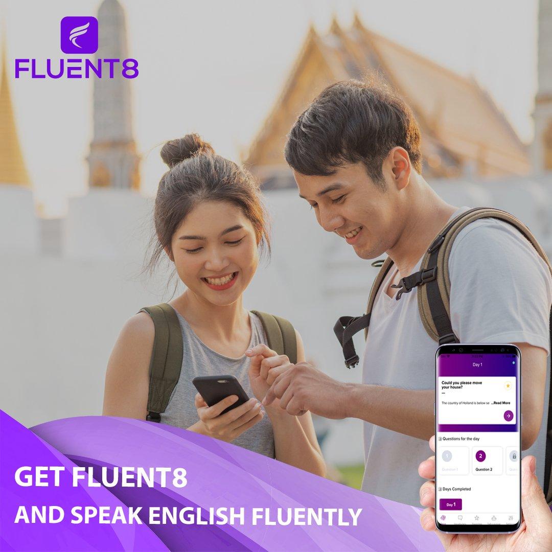 ビジネス英語を最短で習得する方法をお探しですか? FLUENT8は、AI(人工知能)を使って、一人一人にカスタマイズしたデイリーレッスンをお届けします。英会話レッスンもFLUENT8なら、AI先生といつでもどこでもマンツーマンレッスン。#fluent8 #learning #learn #english