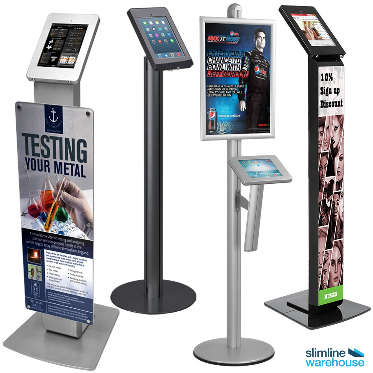 We live in a digital age where interactive displays encourage consumers to rate your business, sign up or browse products/services your business has to offer. https://t.co/ULsbCwSGrW  Show us how you use your products and tag us in pictures! https://t.co/RhLc9jkuI2