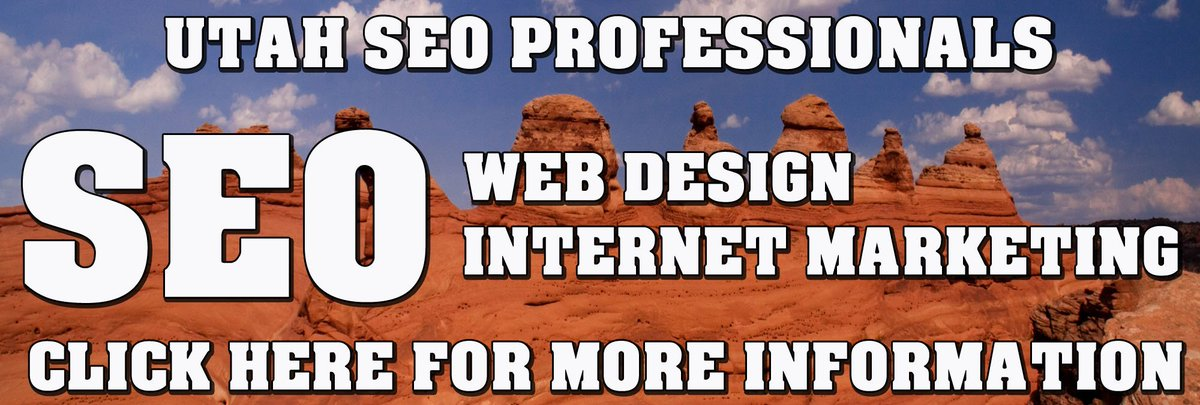 Utah SEO Company bit.ly/2X6beWc This is where a #UtahSEOCompany service can help due to the truth that their group has actually the required experience in advance up with fresh principles to take care of a circumstance. #Seo service #Seo Company #Utah #SEO Company