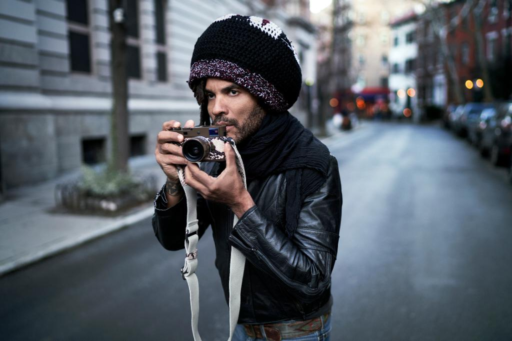 """""""I'm a drifter. That has been my life since I was 15 years old and left home, I'm always on the road."""" - the  Leica M Monochrom 'Drifter' by Kravitz Design  is a celebration of a creative way of life: http://bit.ly/2LEkrn6 @LennyKravitz #LeicaM  Photo: Mark Seliger"""