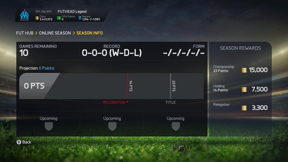 FUT 14 online matchmaking