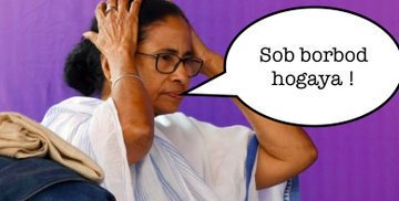 Massive blow to Bangla CM Mamata Banerjee; two Trinamool Congress MLAs switch over to BJP. Aftershock(s) of TsuNaMo⁉️ 😜 #TMC #TsuNaMo #MukulRoy #Verdict2019 #Mandate2019 #MamataBanerjee #IndiaDecides2019 #TrinamoolCongress