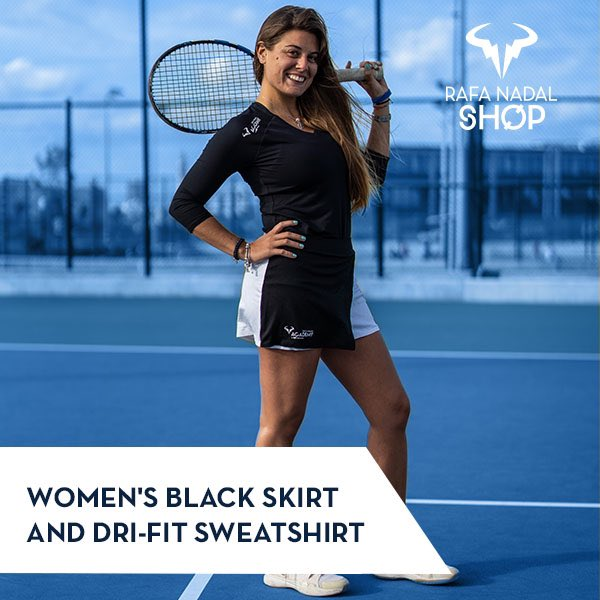 Rafa Nadal Academy By Movistar On Twitter During Rg19 You Can Buy The Official Gear Of The Rafanadalacademy With A 10 Discount Hurry Up We Have Limited Stock Https T Co Xstsod7fwx