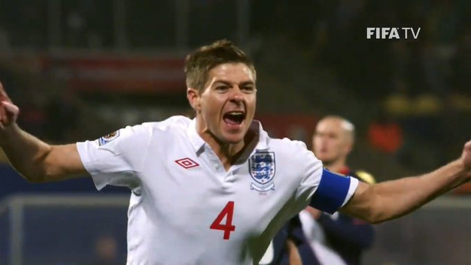 FIFAWorldCup: Happy birthday, Steven Gerrard Who is your favourite England midfielder of all time?