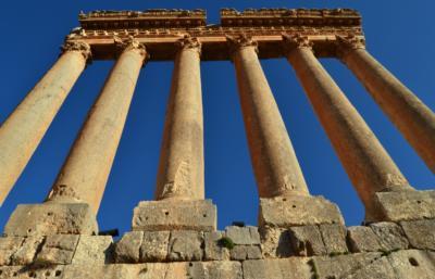 ⭕️ Baalbek: Were the megaliths put in place under Herod? ℹ️ eurekalert.org/pub_releases/2… ℹ️ archaeologyin.org
