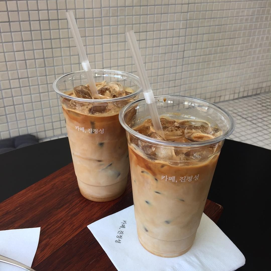 Iced Coffee date with u please.