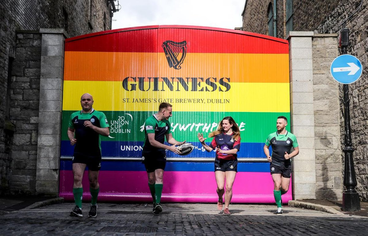 Transformed By Time And History >> Union Cup Dublin 2019 On Twitter Making History For The First