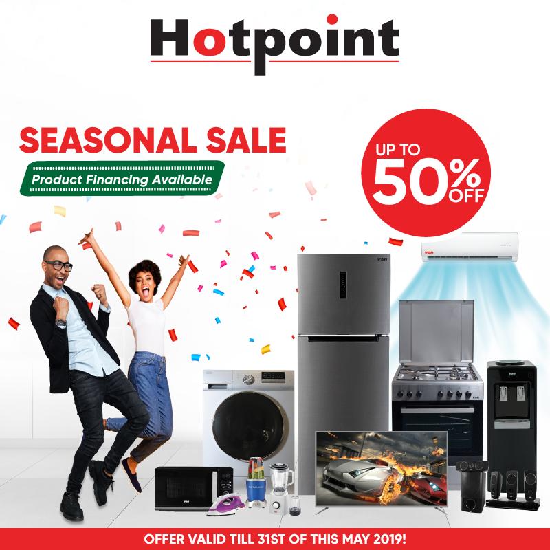 c44d99654 Hotpoint Appliances ( HotpointKenya)
