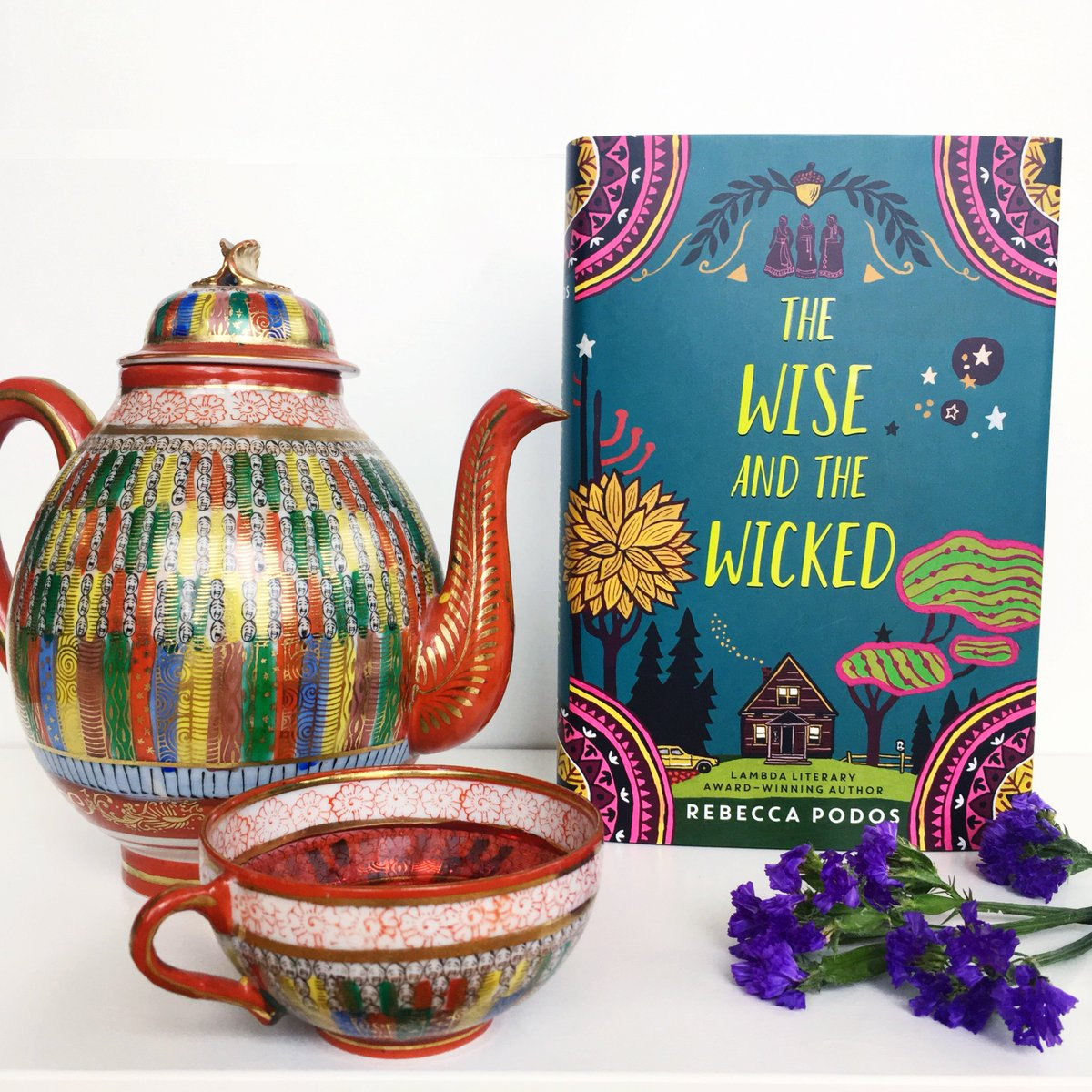 Image result for the wise and the wicked by rebecca podos