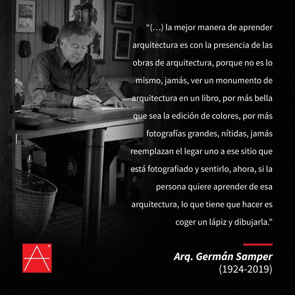 Sociedad Colombiana De Arquitectos On Twitter In Memoriam