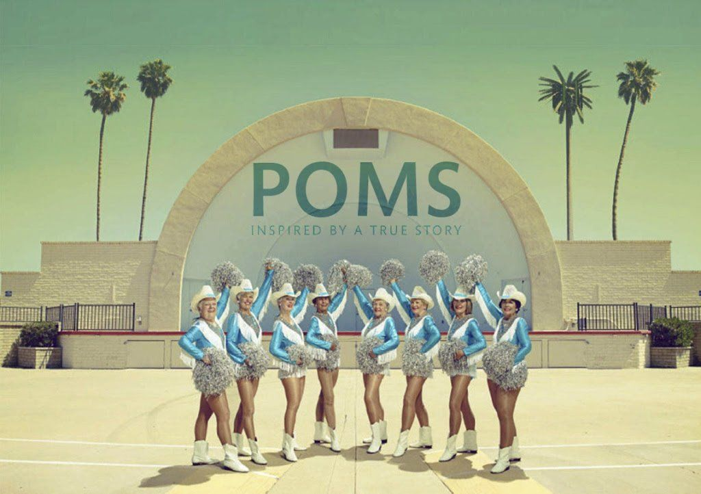 Here are some of the irl Poms ladies that the movie was based off of!  #pomsmovie https://t.co/yvfvFHWLe6