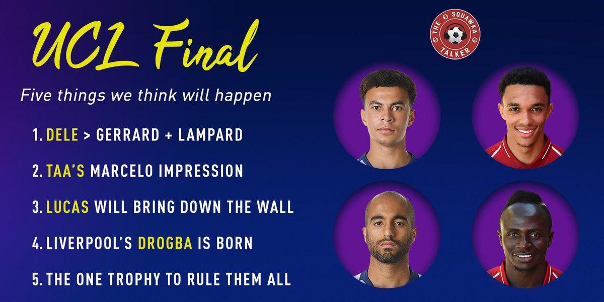 Champions League : predict happen Champions League final