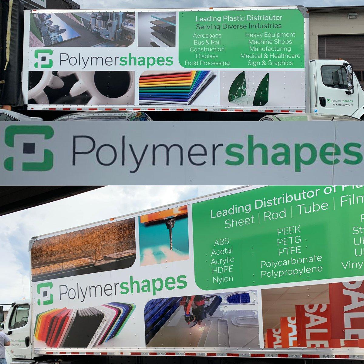polymershapes хаштаг в Twitter