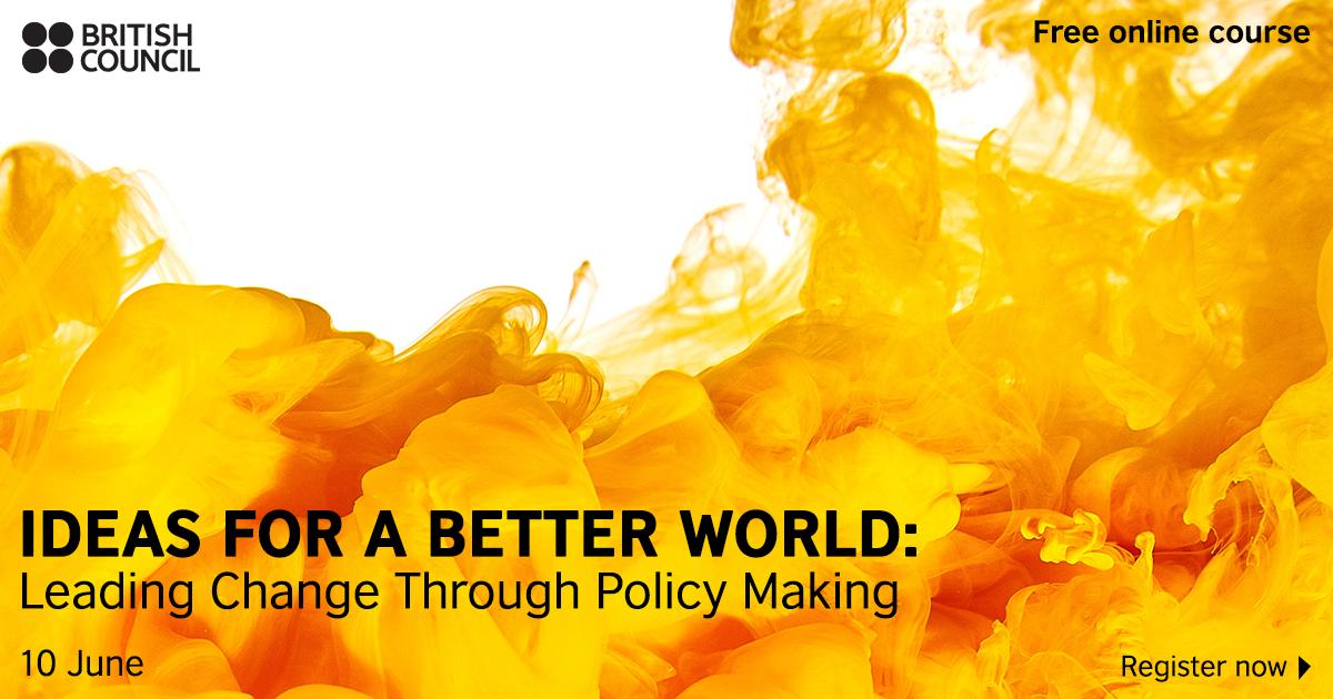 Image result for future learn ideas for a better world policy making