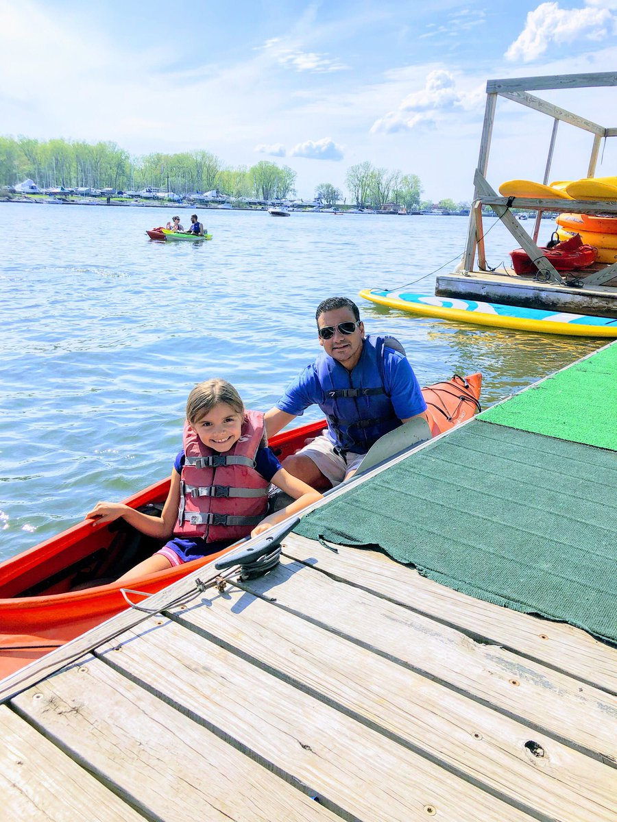 So much fun at Canalside on #MemorialDay19 @BFLOHarborKayak @waterbikesbuff @canalsidebflo