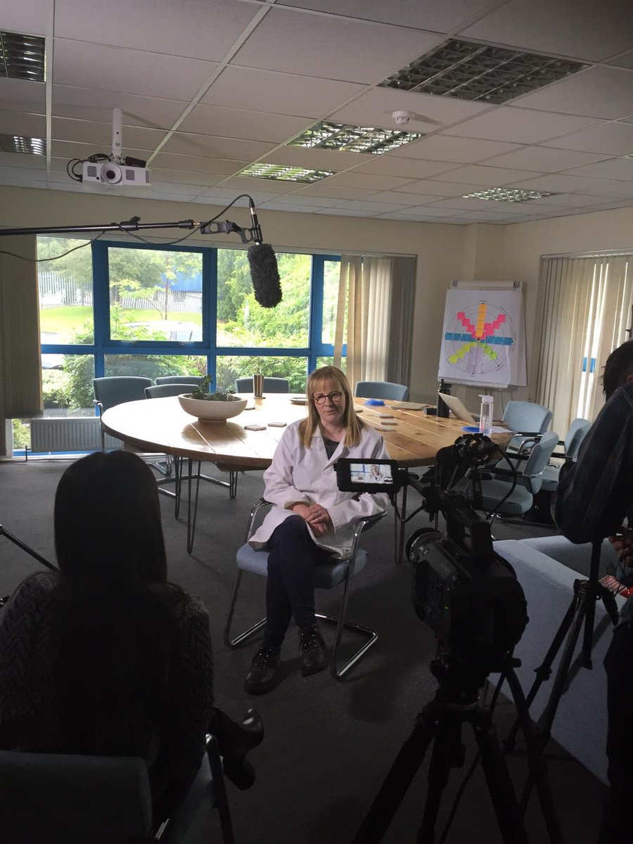 Today we're at @thebiodcompany's Hull HQ filming for an exciting upcoming video!   Stay tuned to see the final cut 🎬