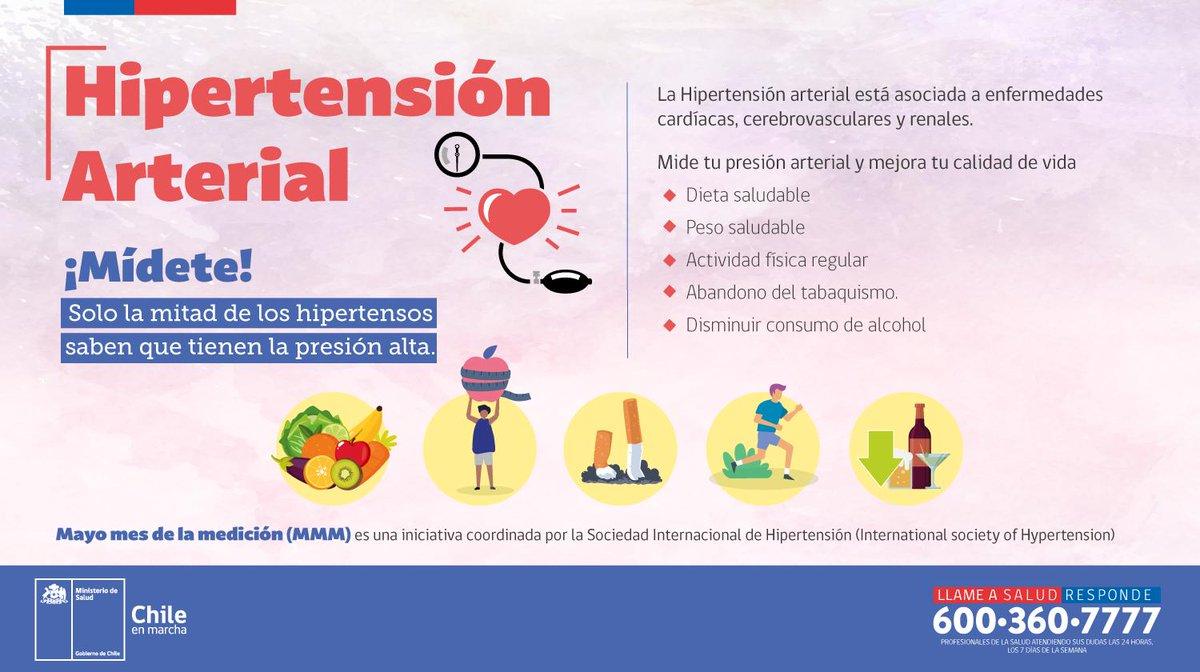 dieta de hipertensión minal
