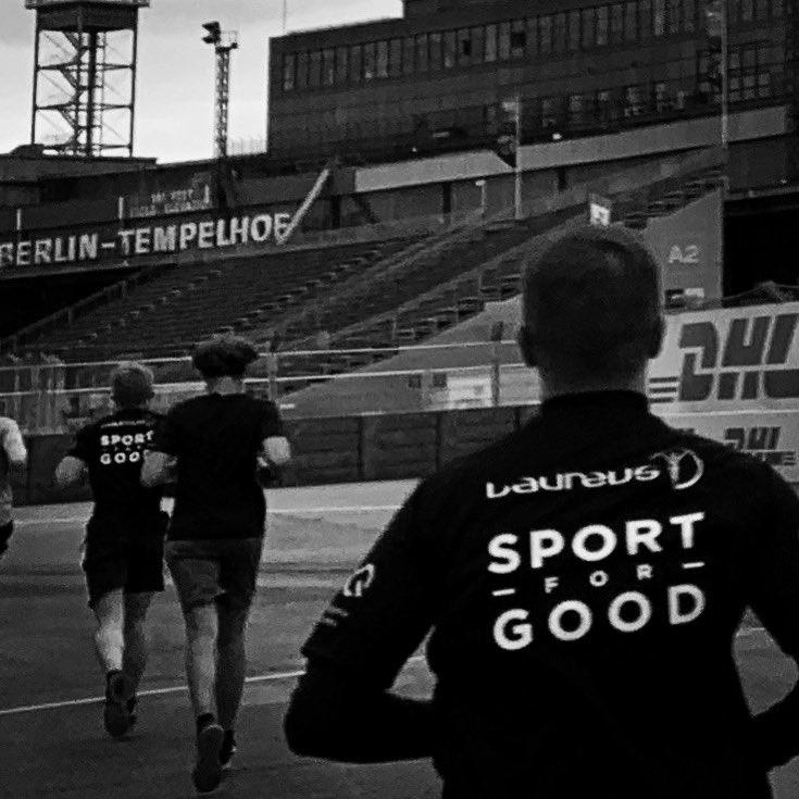 Jeder kann mitmachen. Sei auch Du im nächsten Jahr dabei. #do #go #race #eqrun #laureus #BerlinEPrix https://t.co/zRS5C6nZpg