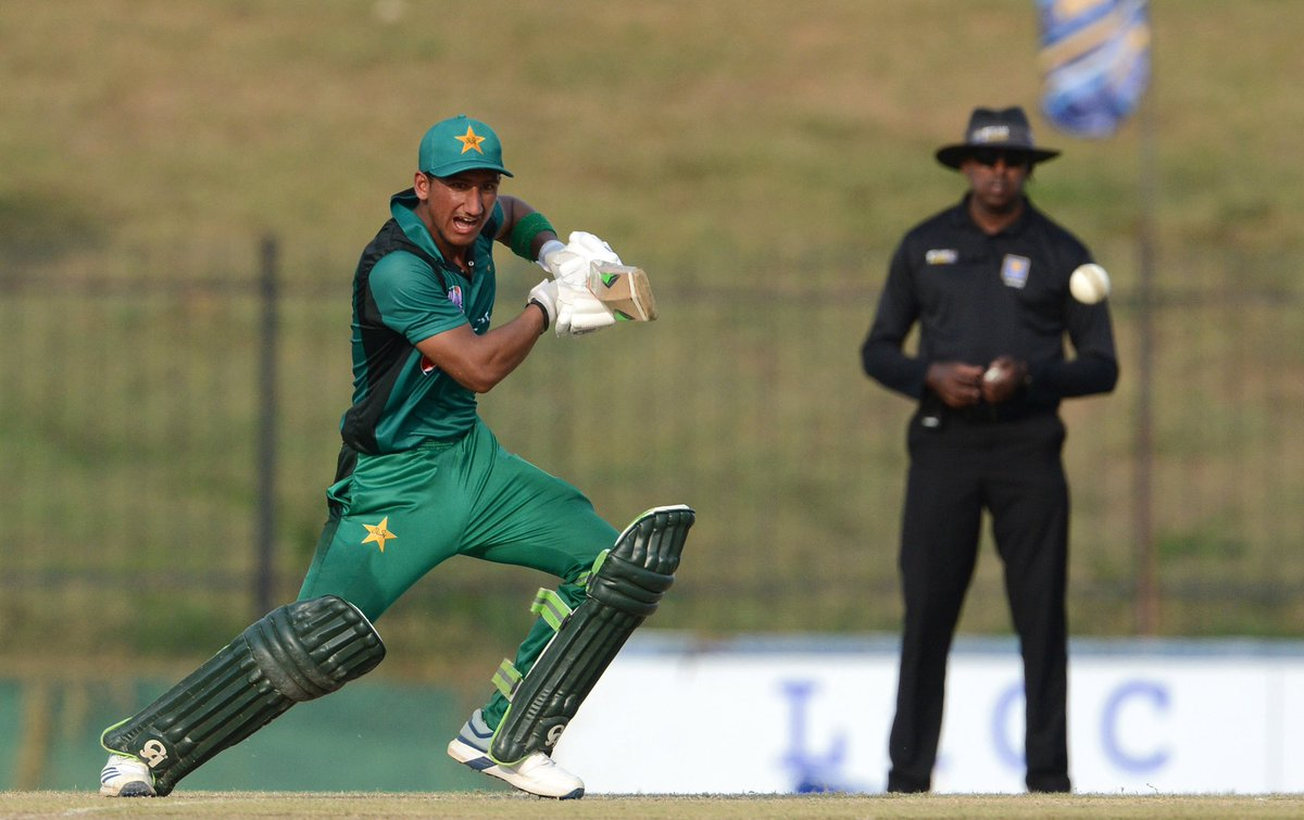 """The South Africa tour is a well-planned one as the 50-over series will help the players to learn about the conditions and be better prepared for U19 Cricket World Cup."" - Pakistan U19 captain Rohail Nazir.MORE https://tinyurl.com/PAKU19TourSA   #PakistanFutureStars #SAU19vPAKU19"