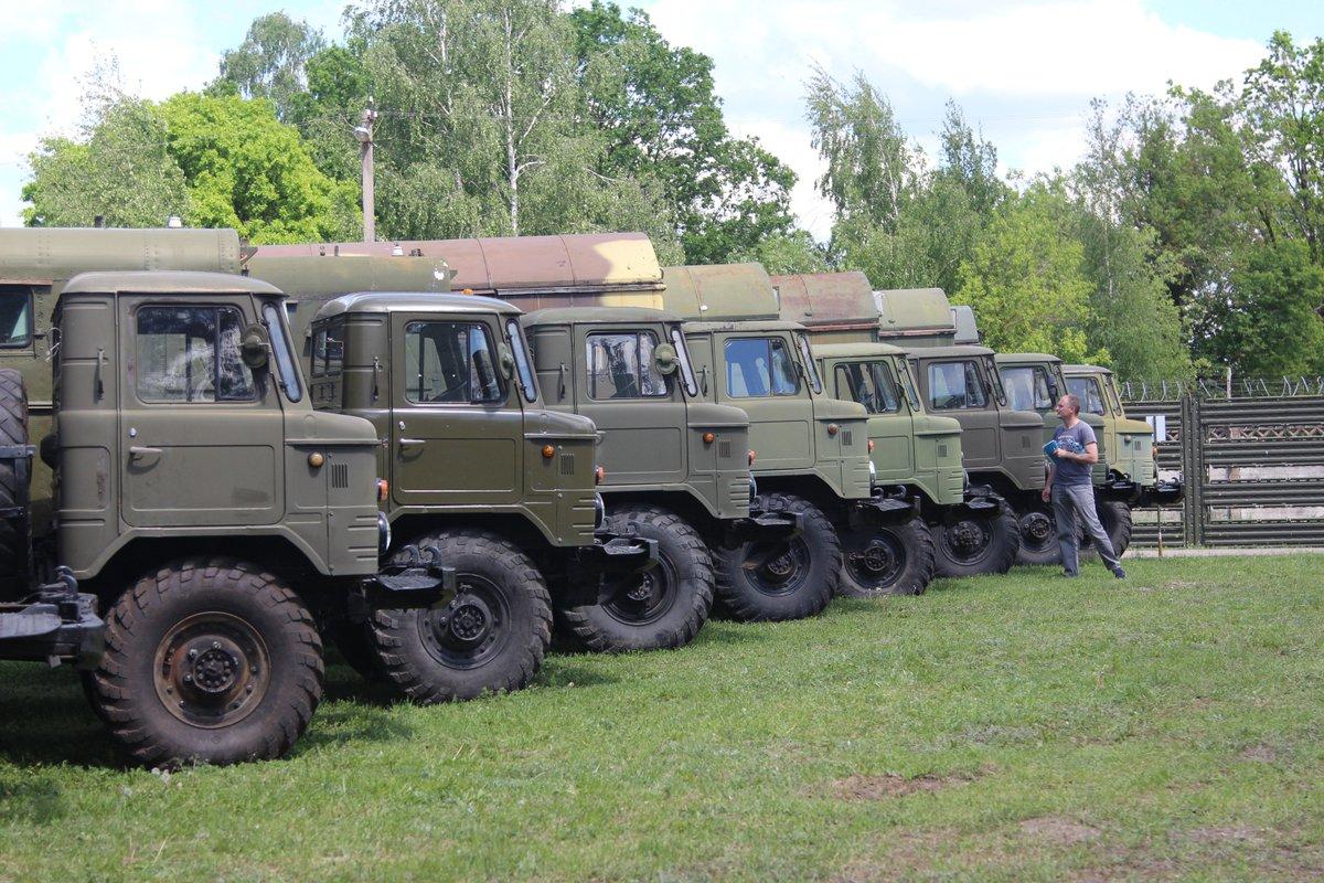 базы хранения военной техники в нижегородской области