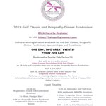 Don't Delay!! Register Now for the 2019 Haley Cremer Foundation Golf Classic & Dragonfly Dinner Fundraiser. Not a golfer? Register for the Dragonfly Dinner Fundraiser.