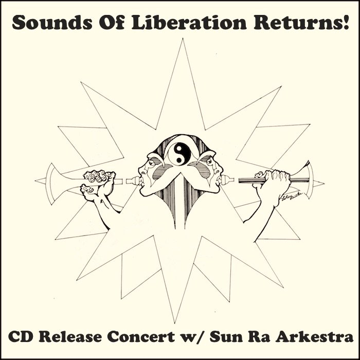 #SoundsOfLiberation was a Philly-based band, formed in 1970, which included #KhanJamal #ByardLancaster #DwightJames & #MonnetteSudler / On Thurs, June 13, #SoundsOfLiberation will take the stage at @uniontranser to celebrate / For More Info: https://bit.ly/2WwW8f6 pic.twitter.com/ZOTPsNKEdt