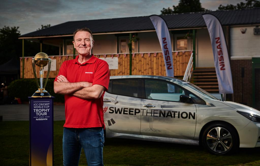 We teamed up with Phil Tufnell at @beddocc to celebrate our partnership with the ICC @cricketworldcup this summer!Follow our #CWC19 tweets to as we'll be giving away tickets to #SweepTheNationhttp://ms.spr.ly/6011TyhkF