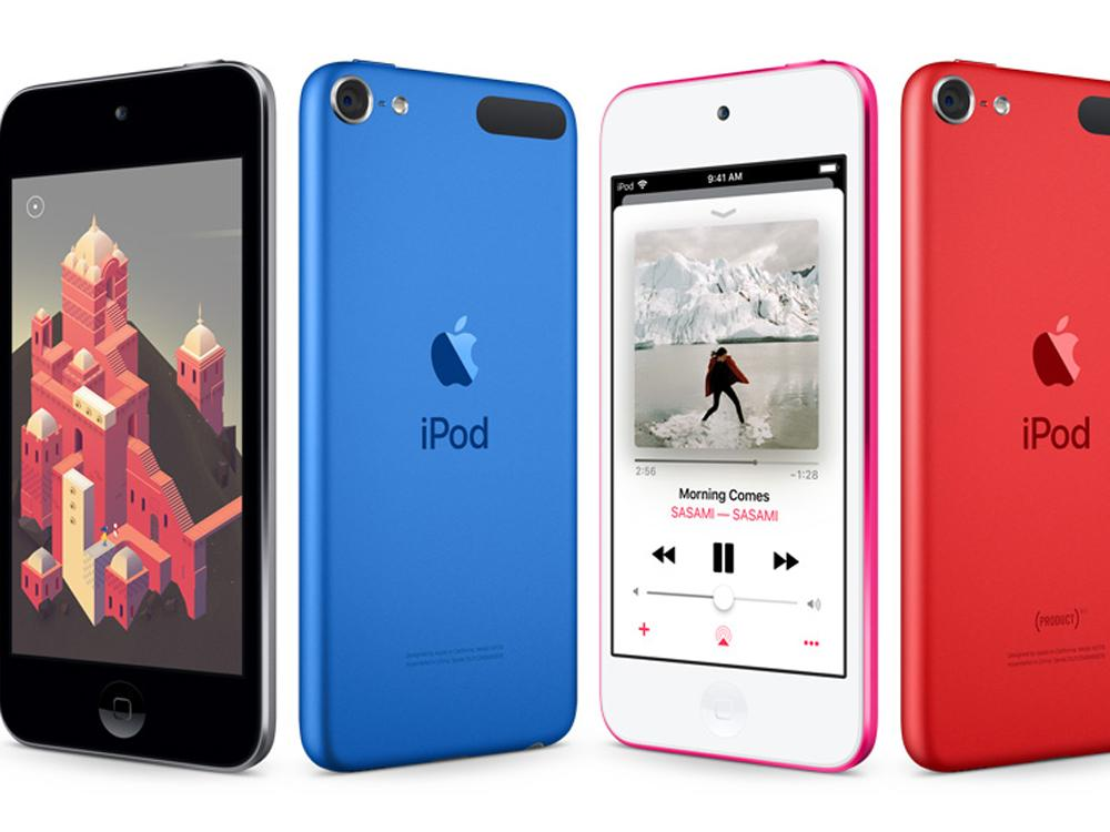 Apple just unveiled a new iPod Touch — the first update in four years