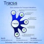Image for the Tweet beginning: Transport Modellers- We have the