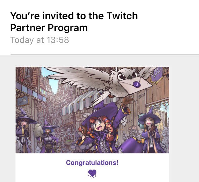 What a crazy month it's been man. We went from 20 subs on twitch to 1300+ .... 2000 subs on YouTube to almost 200,000 and just today got Partnered on @Twitch :D - Thank you all so much! It means the world to me 💜