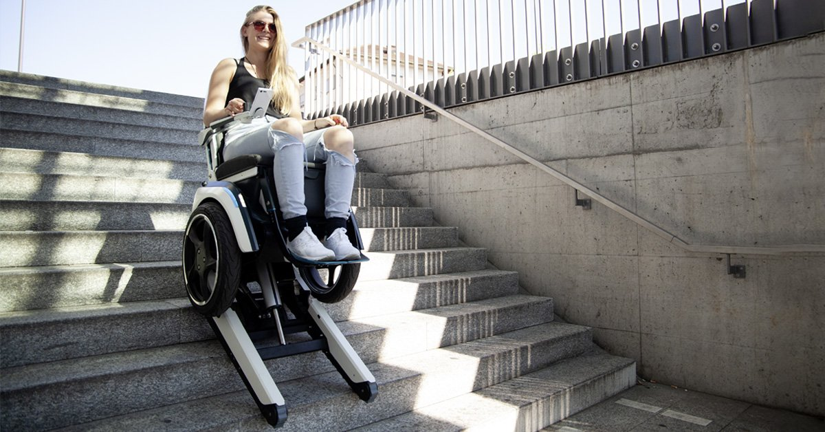 4e88059fd On the occasion of German #diversityday: #inclusion concerns all of us  because living with a #disability poses major challenges – modern  technology helps.