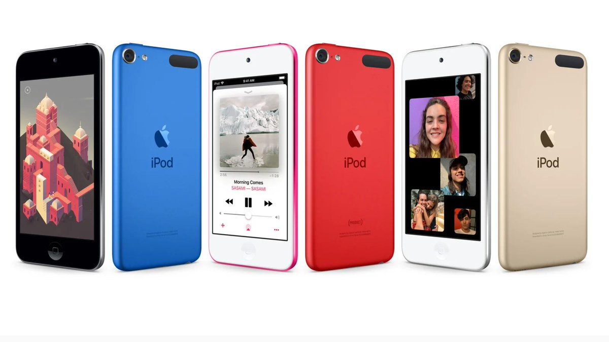 After four long years, Apple refreshed its iPod