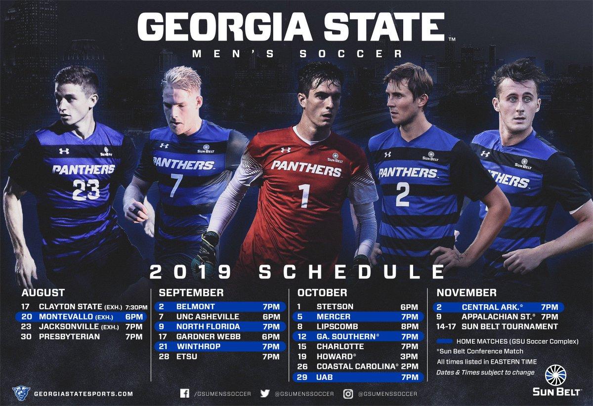 9911c7d9 GSU Men's Soccer (@GSUMensSoccer) | Twitter