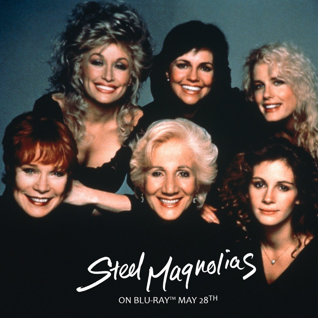 Hey y'all! Still can't believe it's already been 30 years! Grab your girls and celebrate the 30th anniversary of Steel Magnolias on Blu-ray today! sonypictures.us/SvlJd6