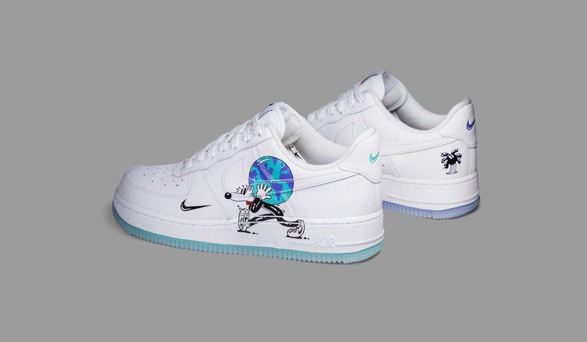 "Uživatel GOAT na Twitteru: ""Nike taps LA based artist Steven"
