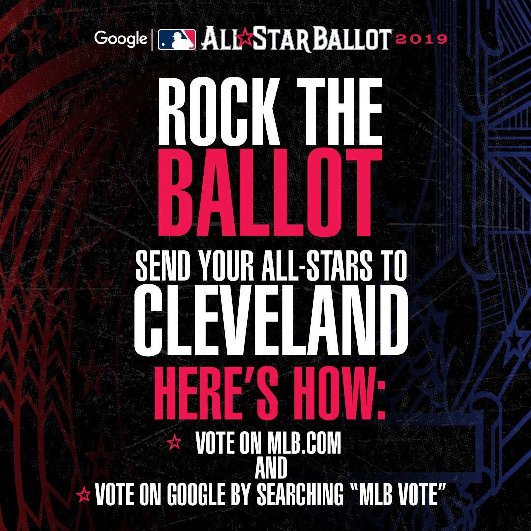29dec32cdea The  Google MLB All-Star Ballot is LIVE with a brand new look. Here s how  it s going down. https   atmlb.com 2ppGS2m pic.twitter.com mwiZ7DUcjX