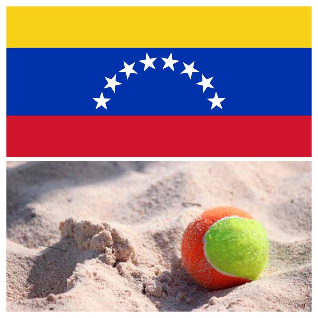 VENEZUELA AL MUNDIAL DE RUSIA 2019 DE TENIS DE PLAYA!! 🇻🇪💪🏾🔥 Puesto que se ganaron tras los excelentes resultados de los juegos Rosario 2019 en las categorías Adulto y sub 14. Muchísimas Felicidades! #fvt #fvtenis #tenisdeplaya #fvtenisdeplaya #fvtnoticias #rusia #venezuela