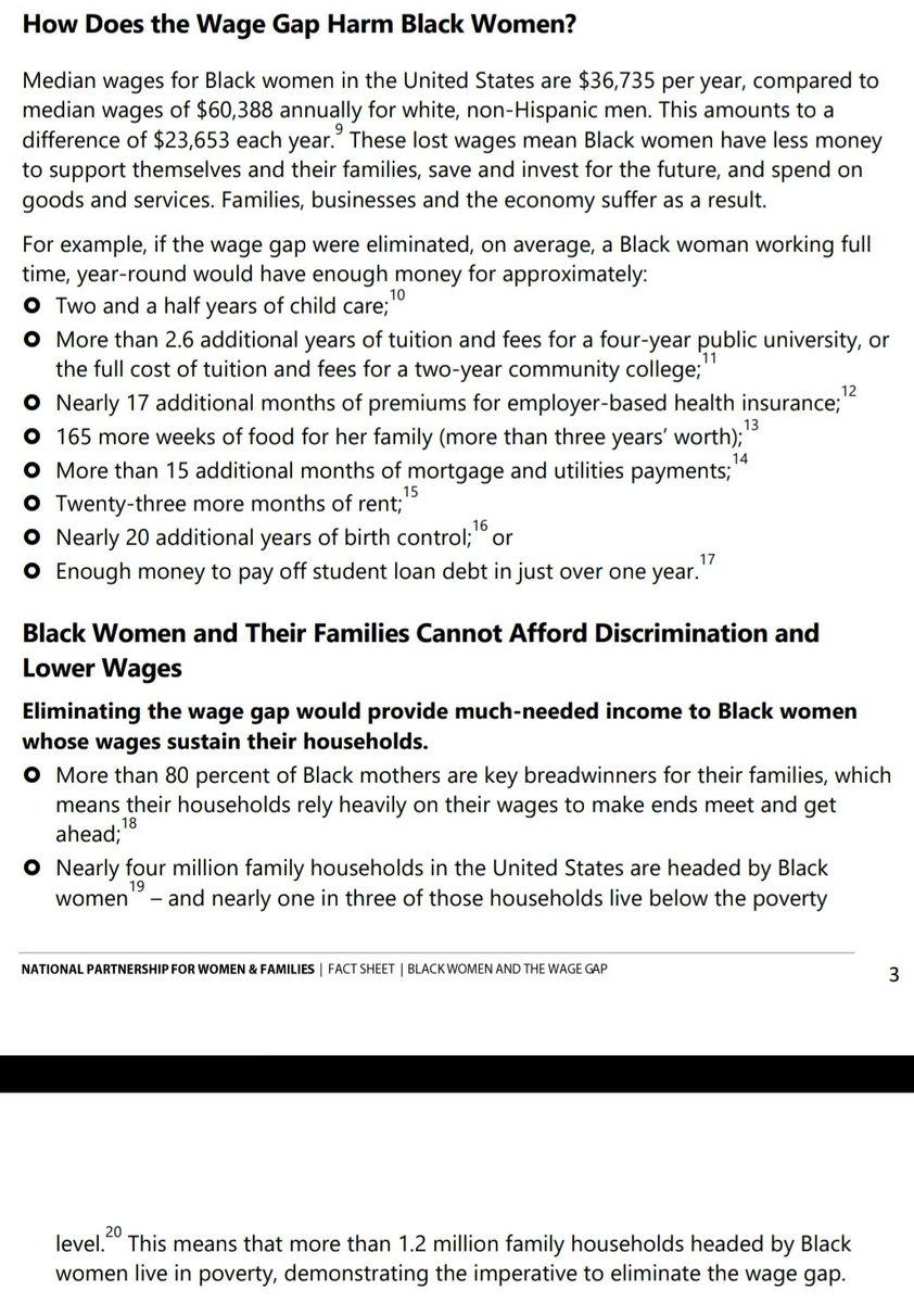 A thread written by @blackwomenviews: