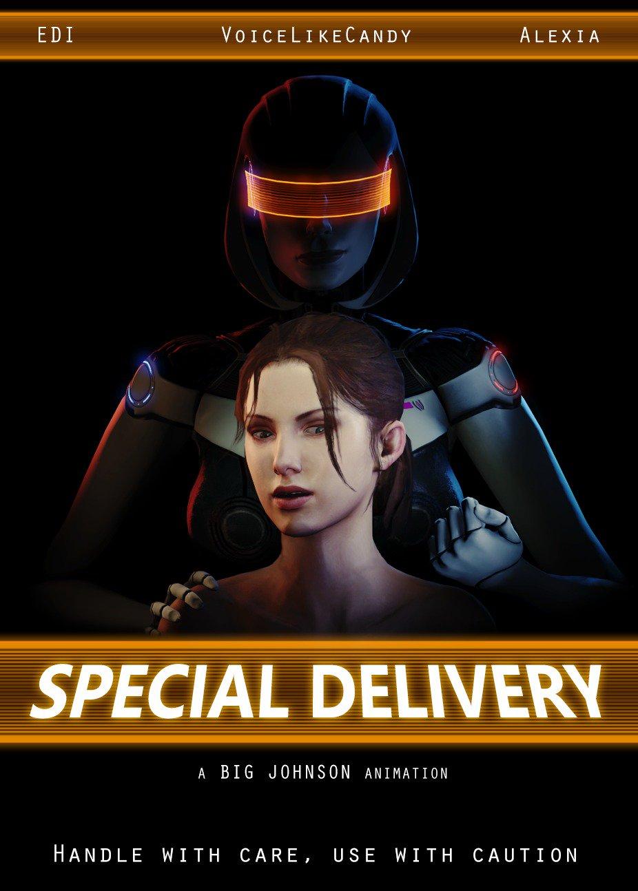 Big Johnson Special Delivery