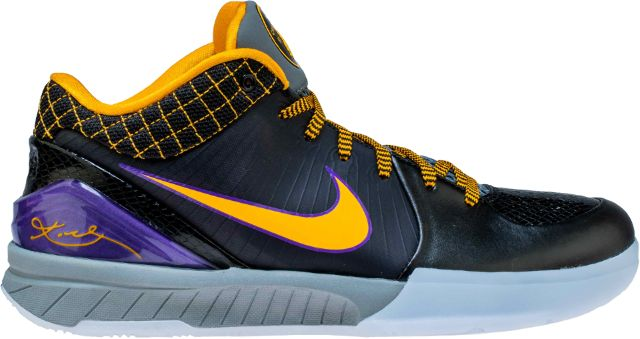 1d3c8928a8c75 the nike kobe 4 makes its return in the del sol yellow colorway this is the