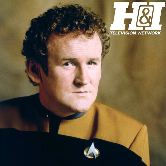 Happy 66th Birthday Colm Meaney!