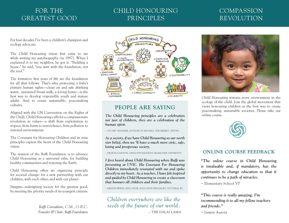 Raffi Foundation (@childhonouring) | Twitter