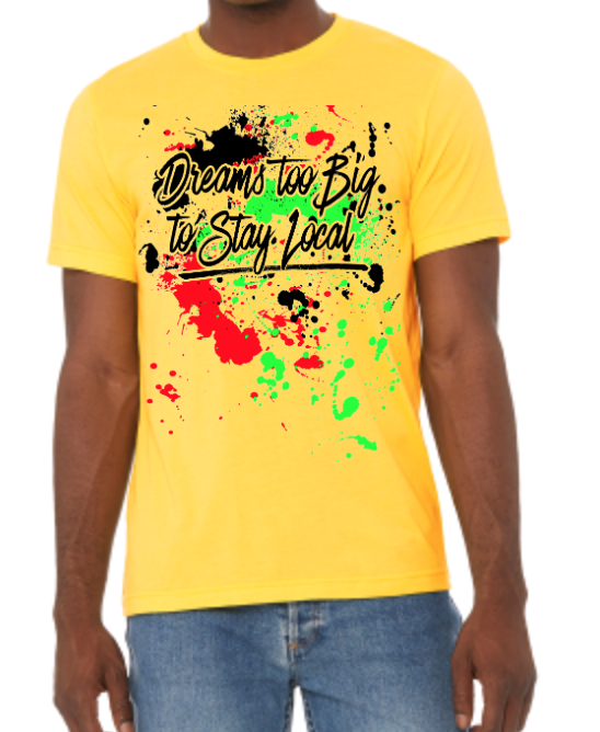 a75e9b6d9 Dreams Too Big To Stay Local has shirts from TK Brand to remind you to  dream big! Check them out here: http://ow.ly/LYrt50ur0Fu  pic.twitter.com/w4OI7n1bDl