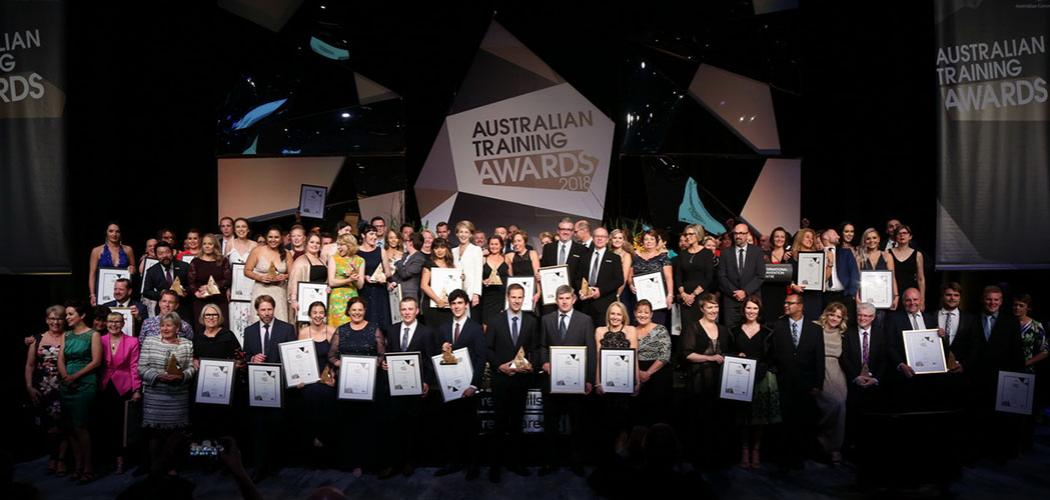 1136a229800 @AusTrainAwards recognise and reward individuals, businesses and registered  training organisations for their contribution to skilling Australia. ...